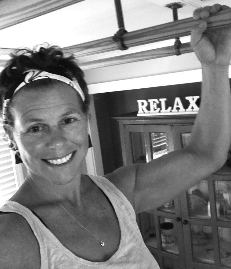 Nell McGriss ashiatsu instructor