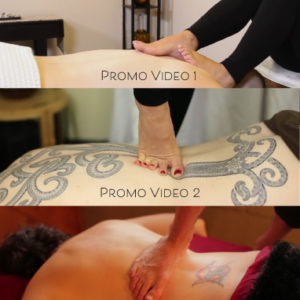 ashiatsu promotional videos