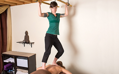 ashiatsu training