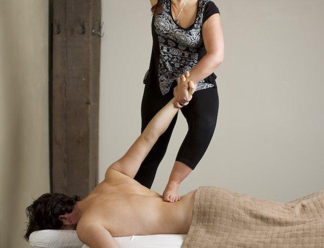 ashai-thai ashiatsu training