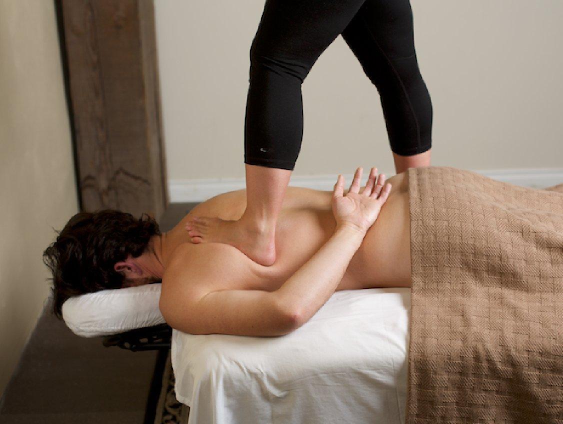 ashiatsu barefoot basics training