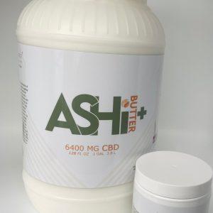 CBD Ashi Butter Ashiatsu Massage Cream